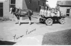Farm lorry 1941