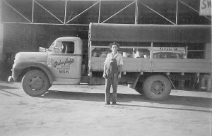 58 Chris Nuttal & Commer truck