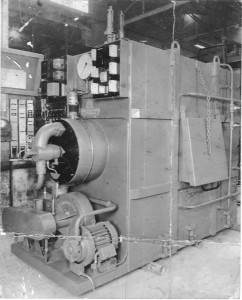 Boiler  HT60 Presha Steam Generator 1957 at Presha before del