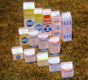 Haberfields Product range 1968