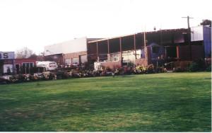 Back Yard  Rebuild 1971
