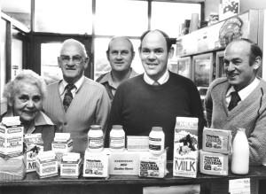 Shop Ann Jock Laurie Ron John  50 years 1981