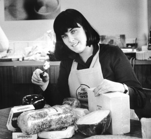 Shop Kim in Dairy Shop 1981