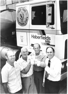 Tanker 50 years 1981 Ron Laurie Jock John 2