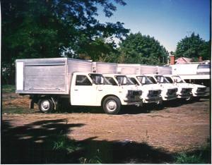 Truck Fleet 1973
